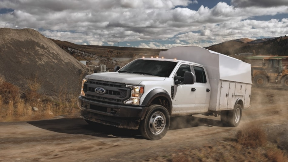 2021 Super Duty Chassis Cab