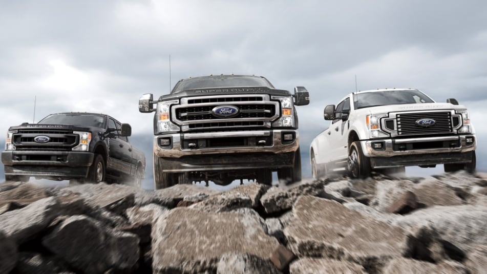 2021 F Series Superduty
