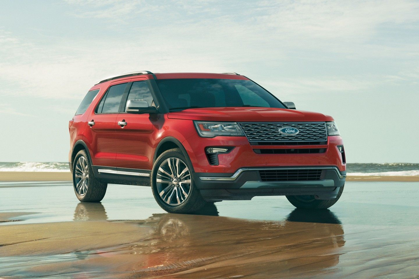 2019 Ford Explorer Performance Features