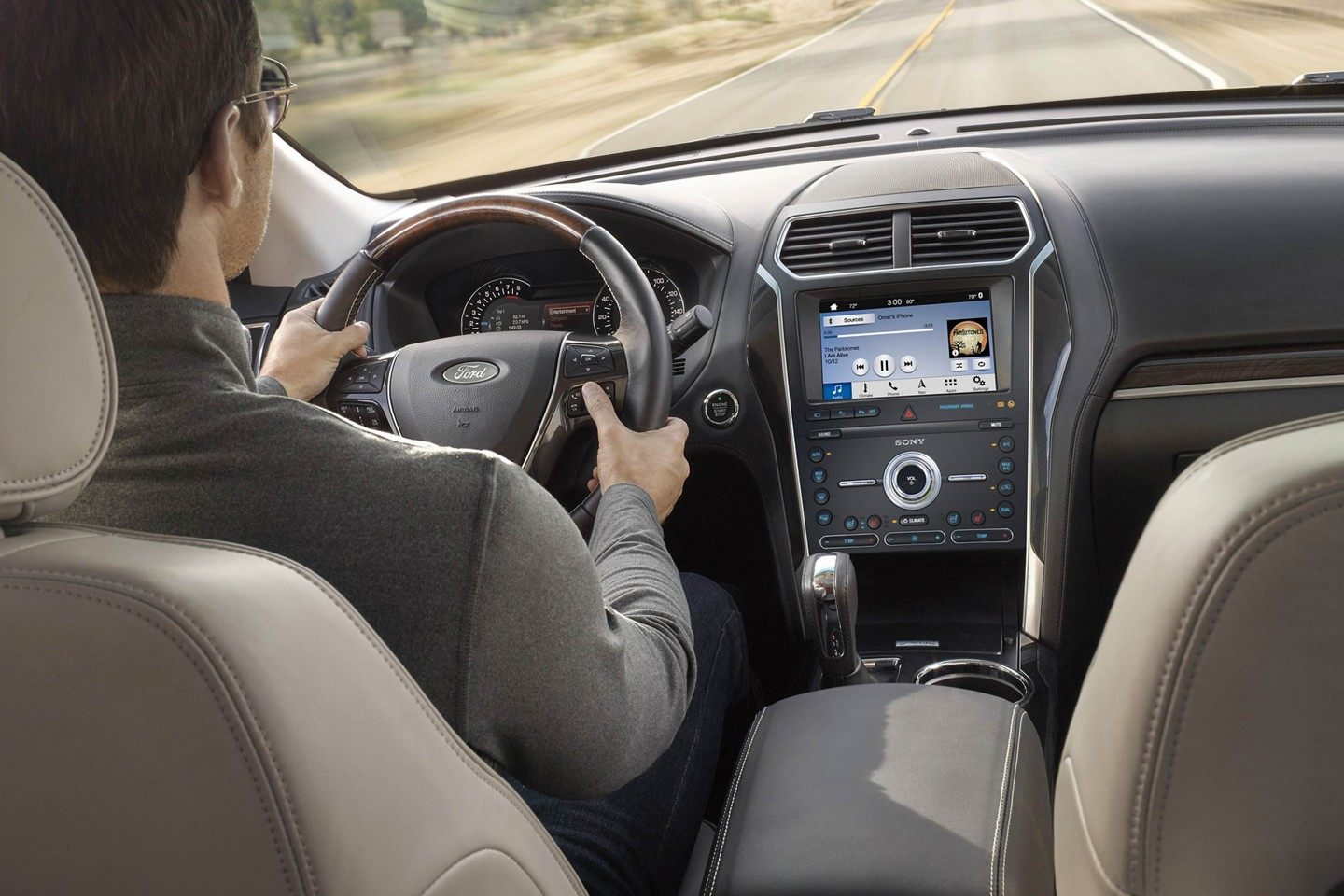 2019 Ford Explorer Technology Features