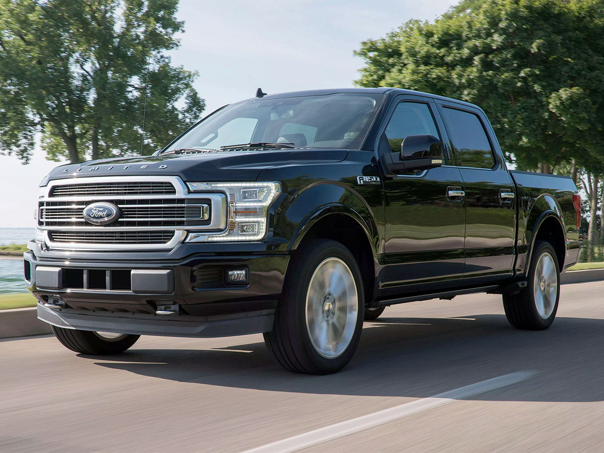 Ford F-150 Recall Service