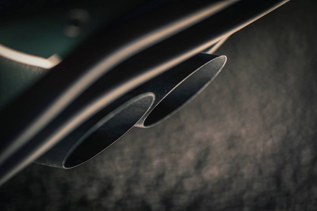 2019 Mustang Bullitt Exhaust Tips