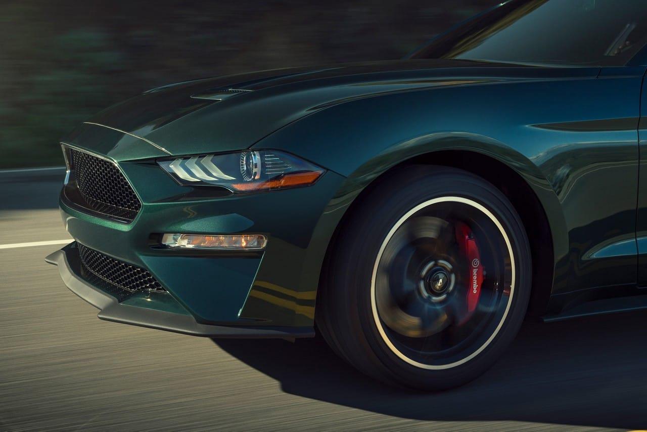 2019 Mustang Bullitt Brembo Brakes