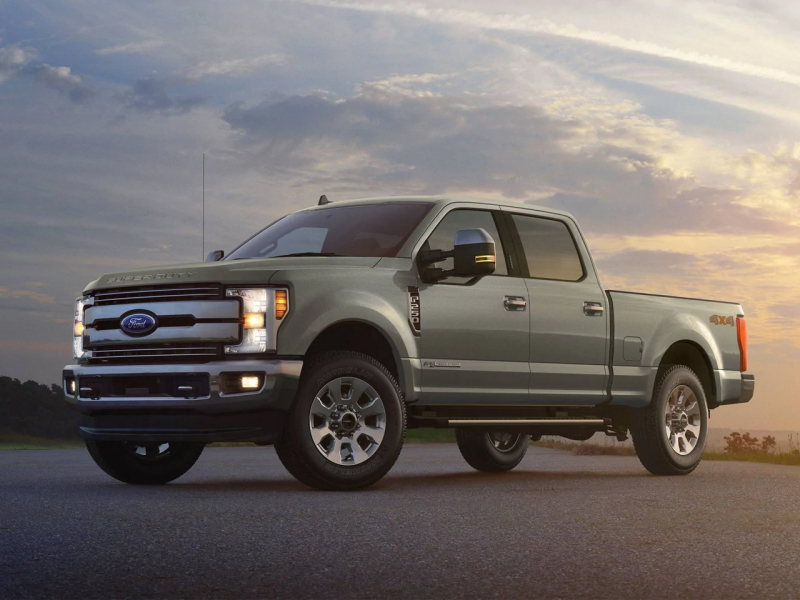 Roesch Ford has a large inventory of new Ford vehicles for sale in Illinois