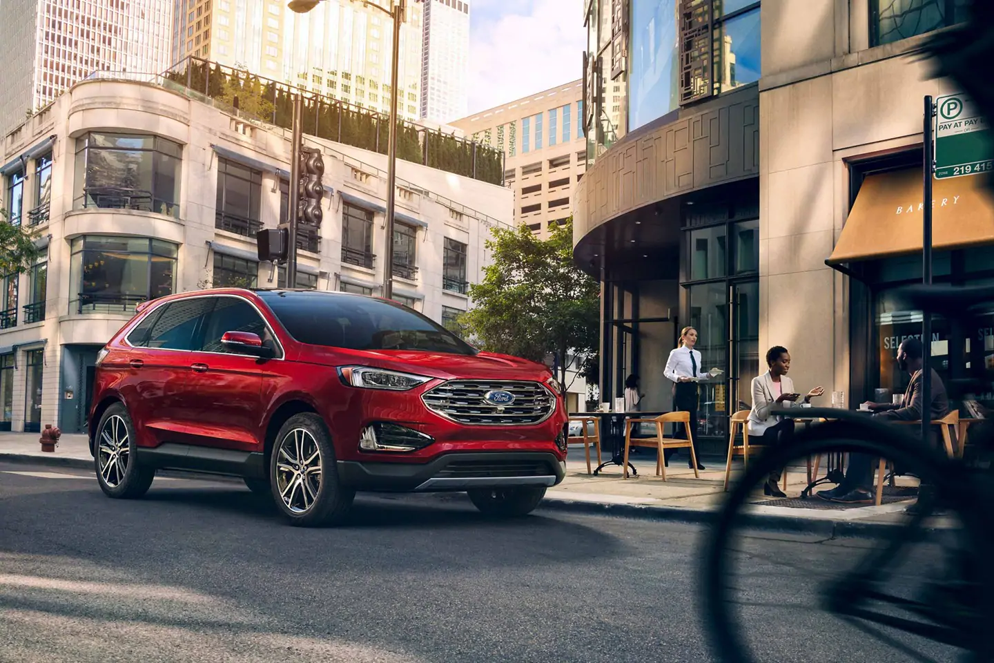 Ford Edge Vs Escape >> 2019 Ford Edge Vs Escape Vs Explorer Vs Ecosport Comparison