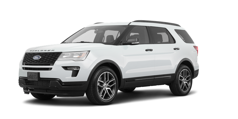 Order A 2020 Ford Explorer In Bensenville Il Roesch Ford