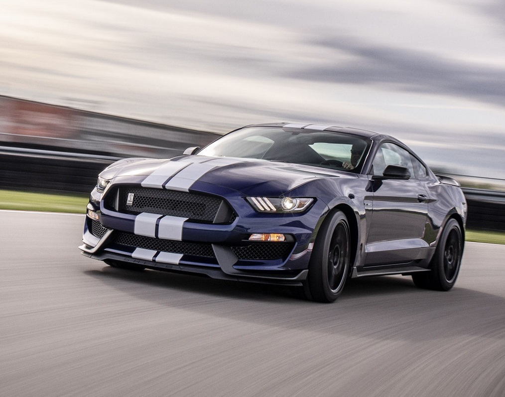 2019 Shelby GT350 Exterior