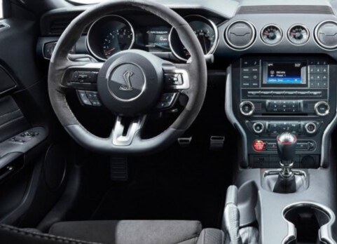 2019 Shelby GT350 Interior