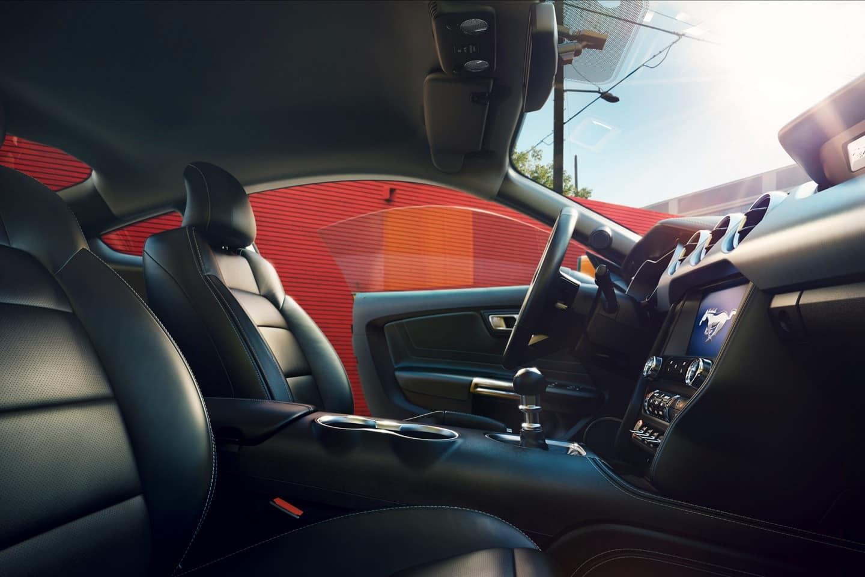 2019 Mustang GT Interior