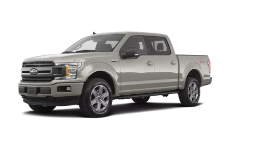 New 2019 Ford F-150 XLT Crew 302A