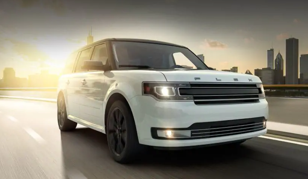 2019 Ford Flex Review Lombard, IL
