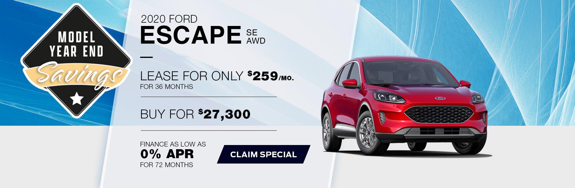 Escape Slide Jan 2021