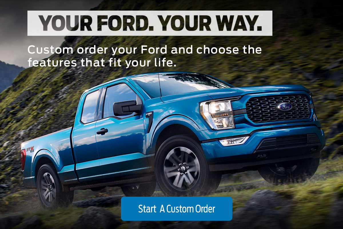 Jazel Ford Custom Order Popup