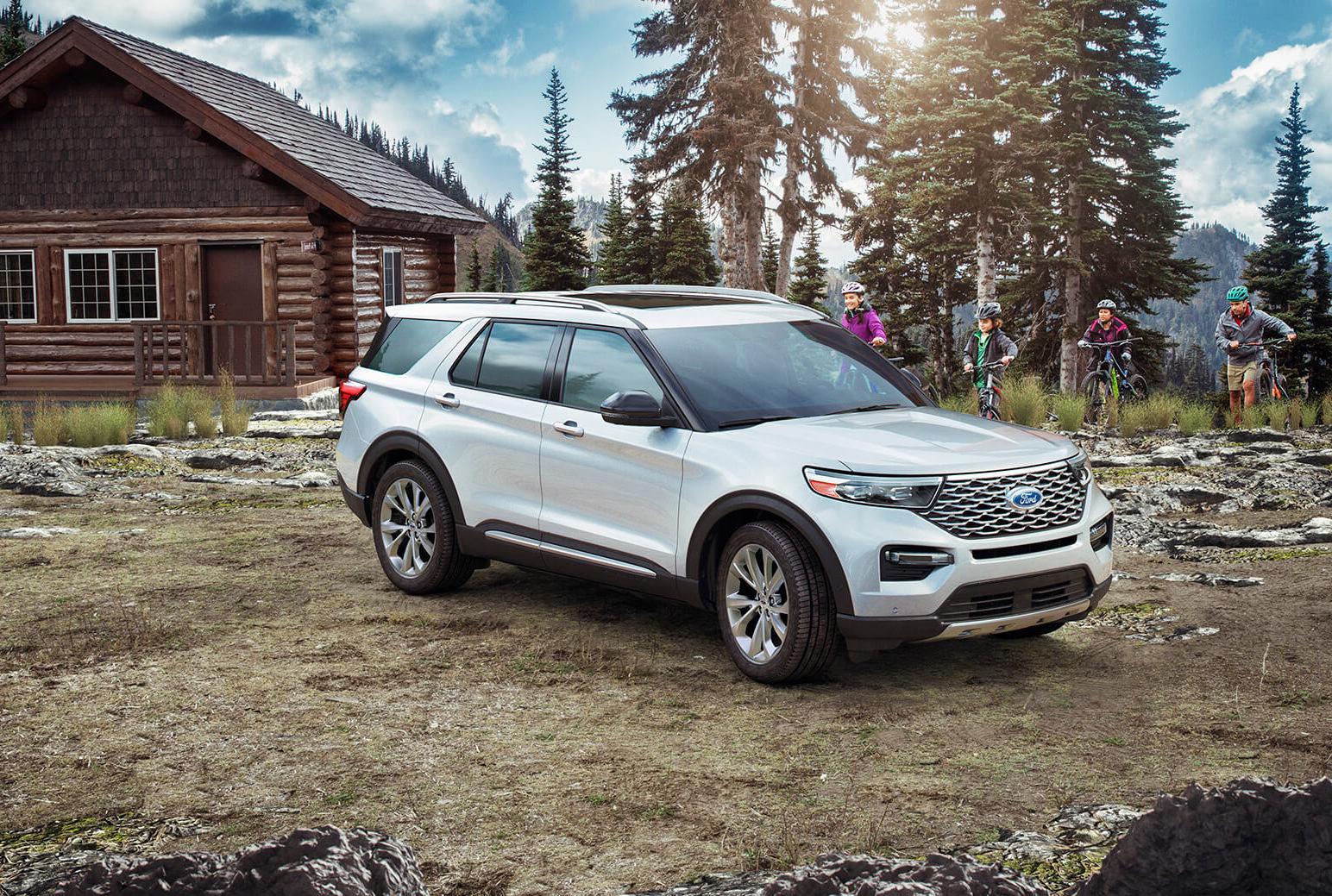 2021 Ford Exploer