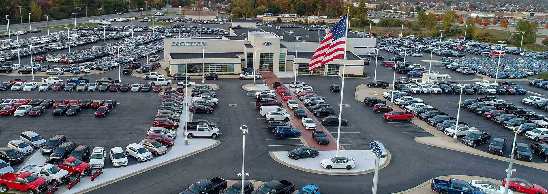 New Ford Used Cars Macomb Ford Dealer Serving Shelby Township