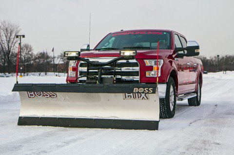 Snow Plow Option Added For 2015 The Ford F 150