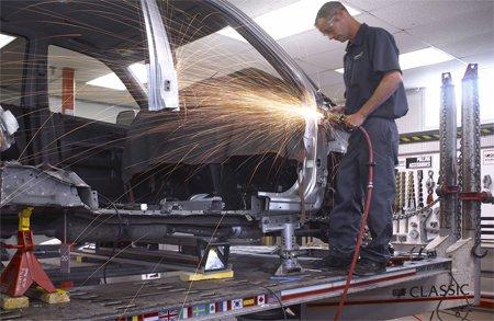 Auto Body Shop, Collision Repair Services Dallas Forth Worth Area ...