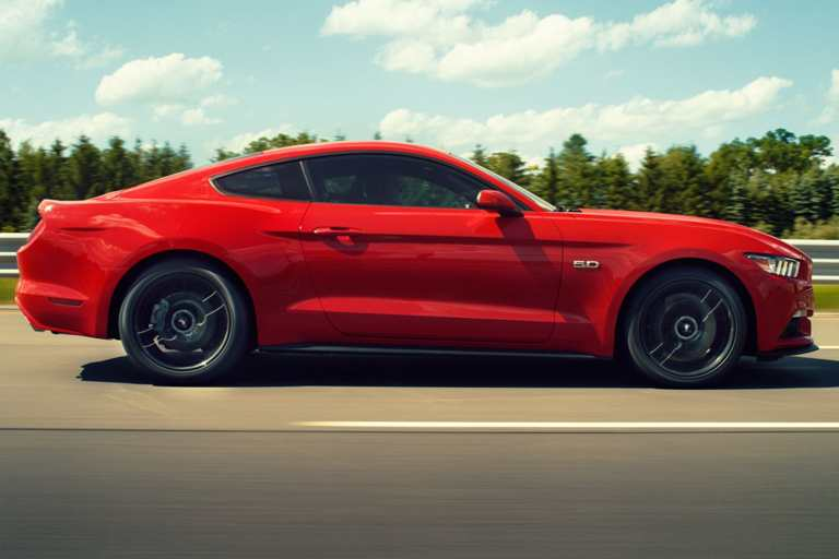 Ford Mustang GT Offers Quiet Start Aka