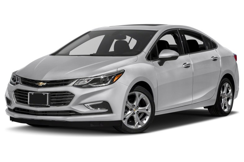 2018 Chevrolet Cruze Offers A fortable Ride & An Intuitive Infotainment System