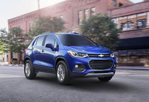 The 2018 Chevrolet Trax Offers A Large Number Of Amenities Safety