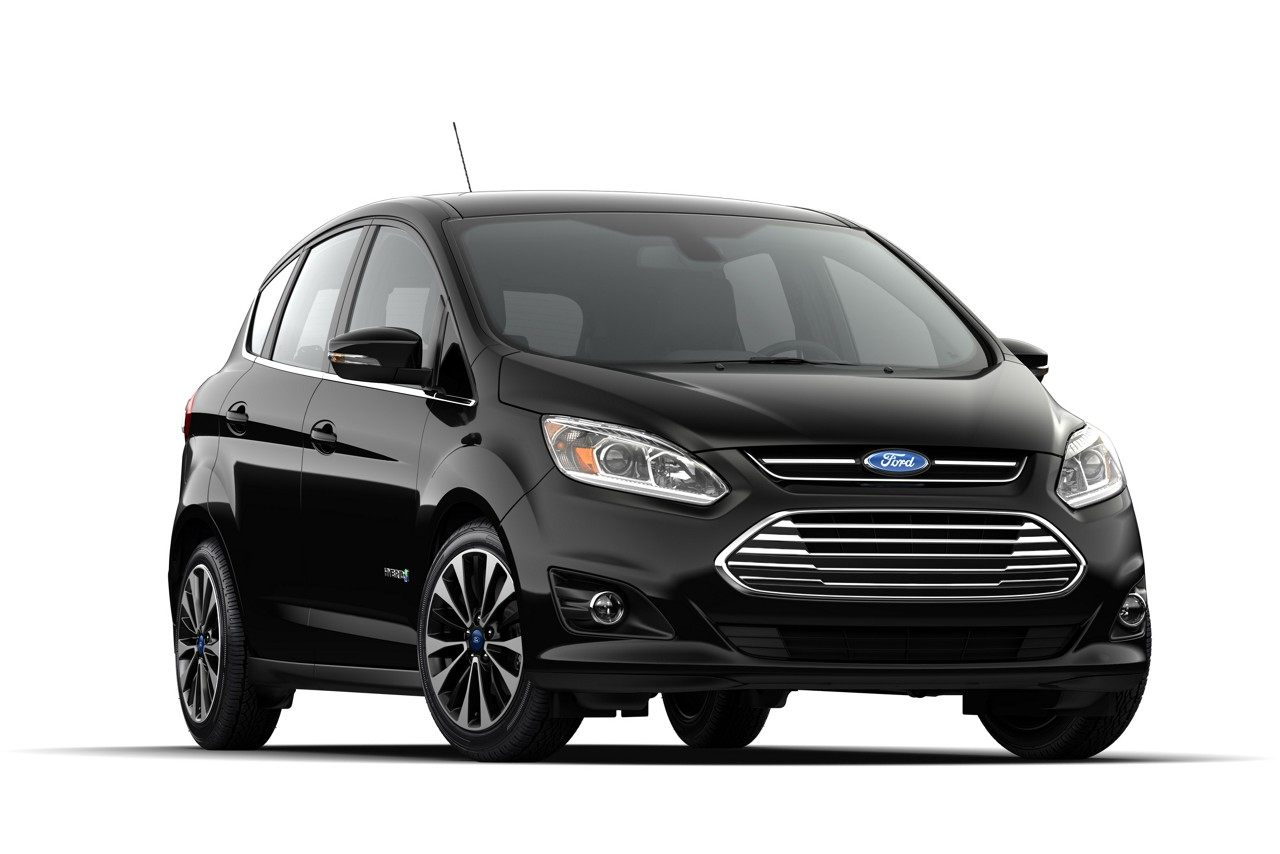 A closer look at the 2018 ford c max hybrid