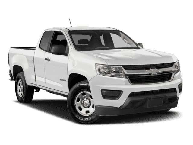 The 2018 Chevrolet Colorado Offers Powerful Engine Options