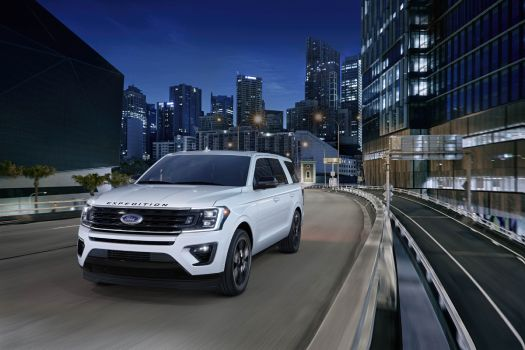 2020 Ford Expedition City