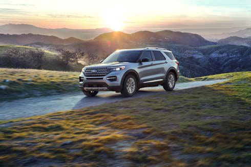 2020 Ford Explorer Hills