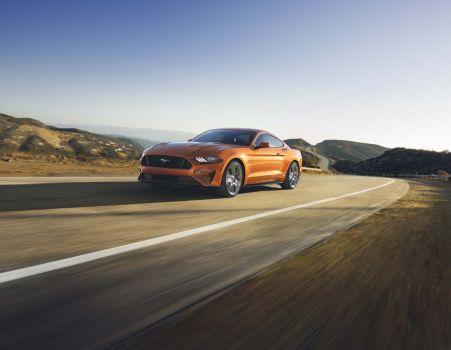 2020 Ford Mustang Desert