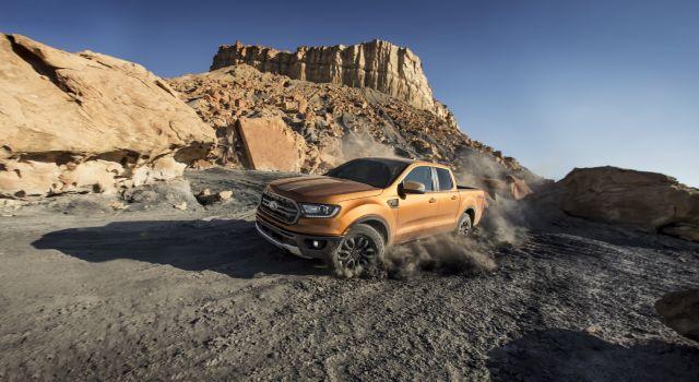 2020 Ford Ranger Desert