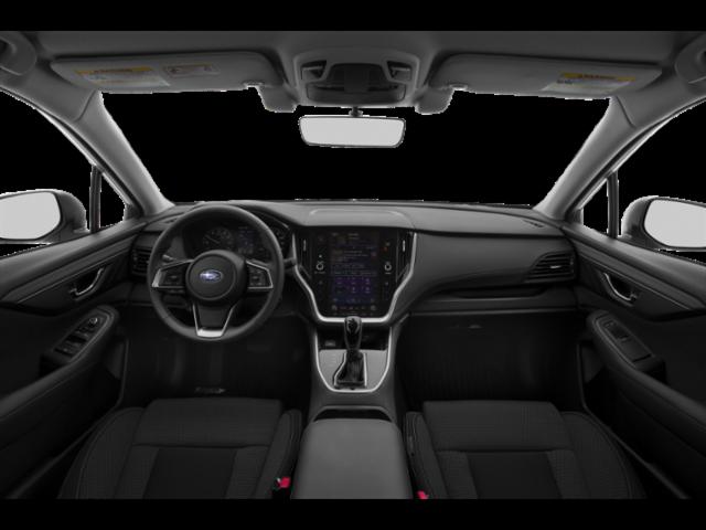20 Subaru Outback interior