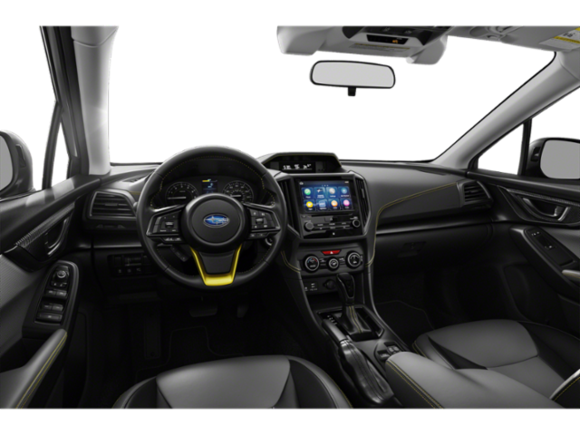 21 Subaru Crosstrek interior