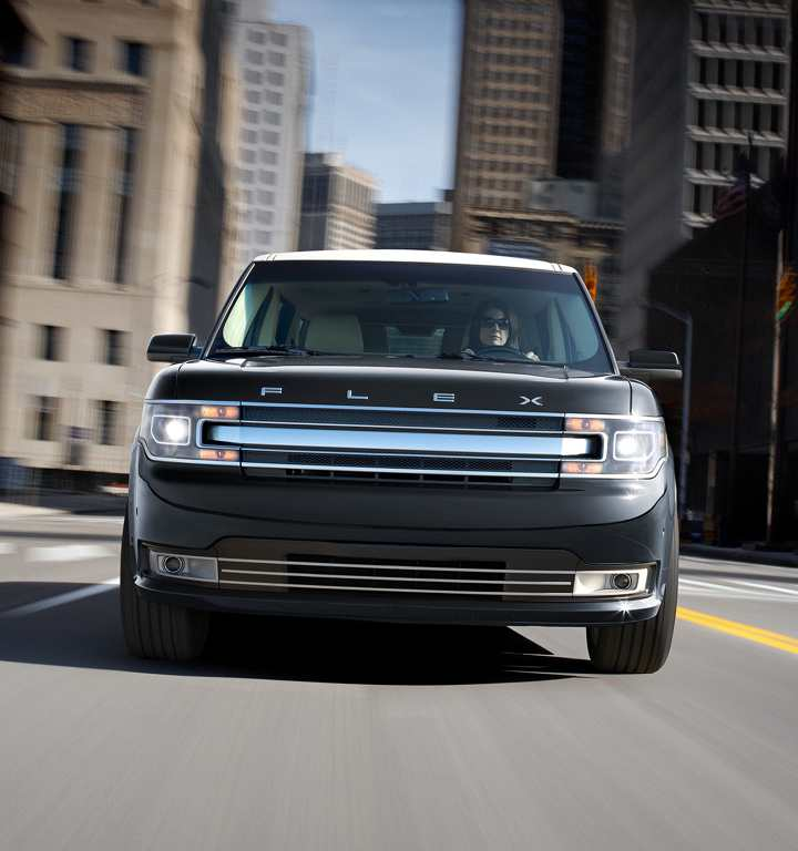 2017 Ford Flex Transmission: The 2017 Ford Flex Offers High-Tech Features & Excellent