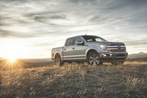 2018 Ford F-150 Wins Motor Trend Truck of the Year Award
