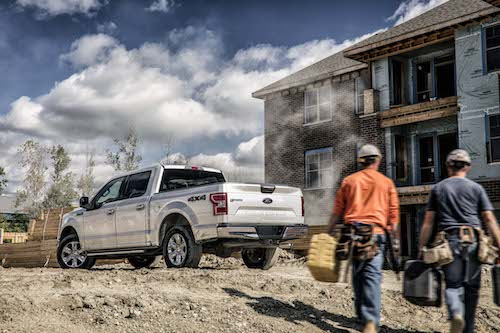 2019 Ford F 150 Worksite
