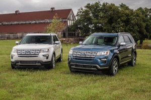 2019 Specialty Edition Ford SUVs
