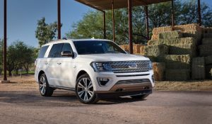 2020 Ford Expedition King Ranch