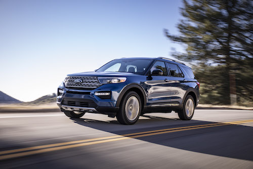 2020 Ford Explorer Redesigned From The Ground Up