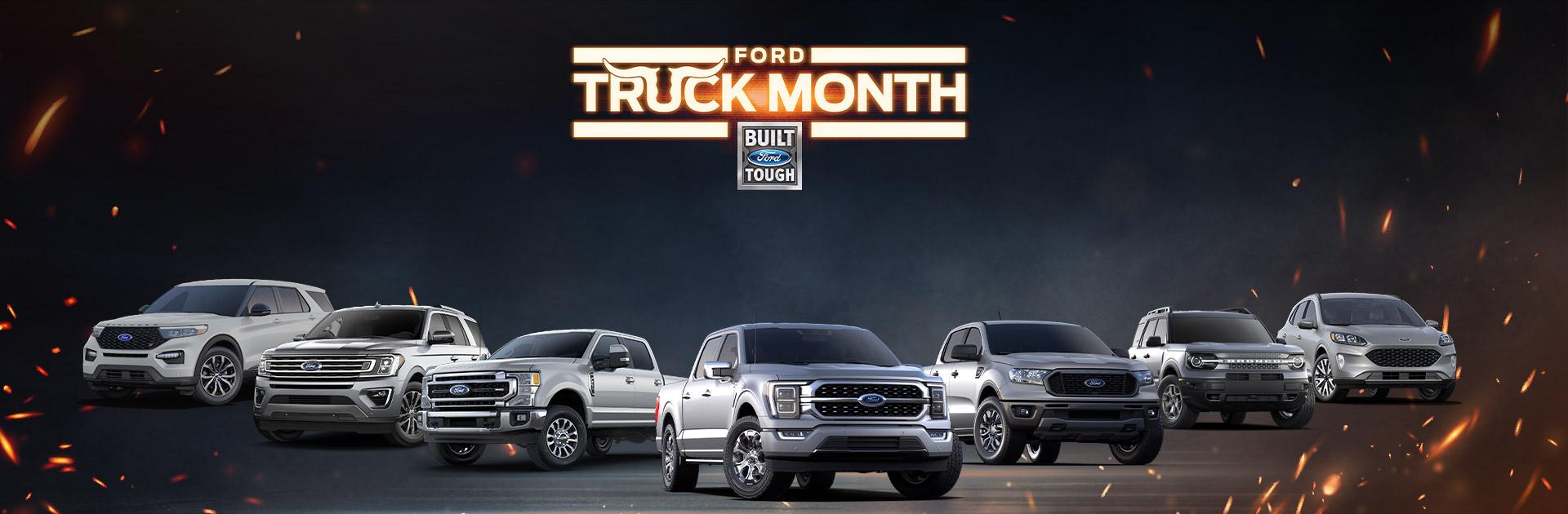 5starford Truck Month Featured