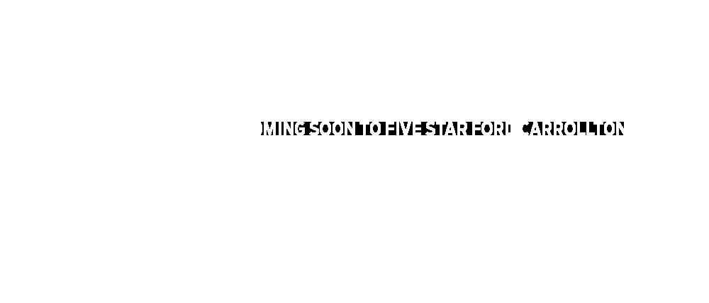 Carrollton Bronco Black Hz
