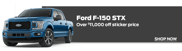 Black Friday F-150 STX