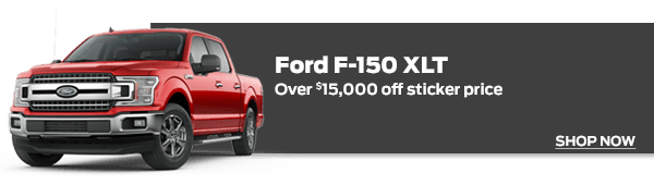 Black Friday F-150