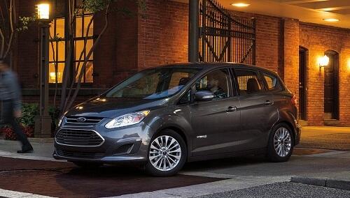See The New Ford C Max Near Dallas Texas