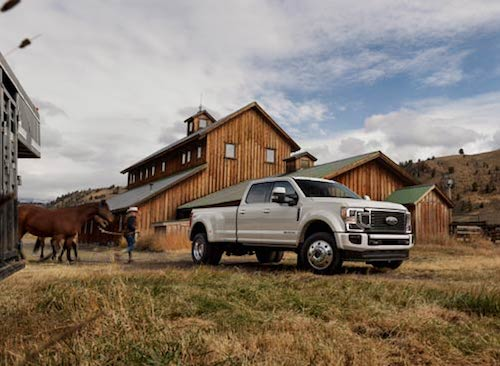 Meet The 2020 Ford Super Duty