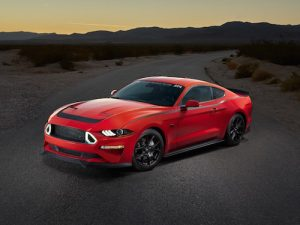 Ford Series 1 Mustang RTR Package