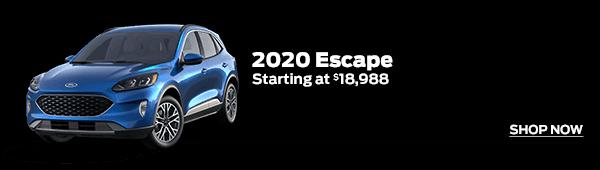 March Escape Featured