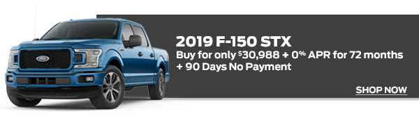F 150 STX