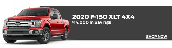 March F150 Xlt Featured