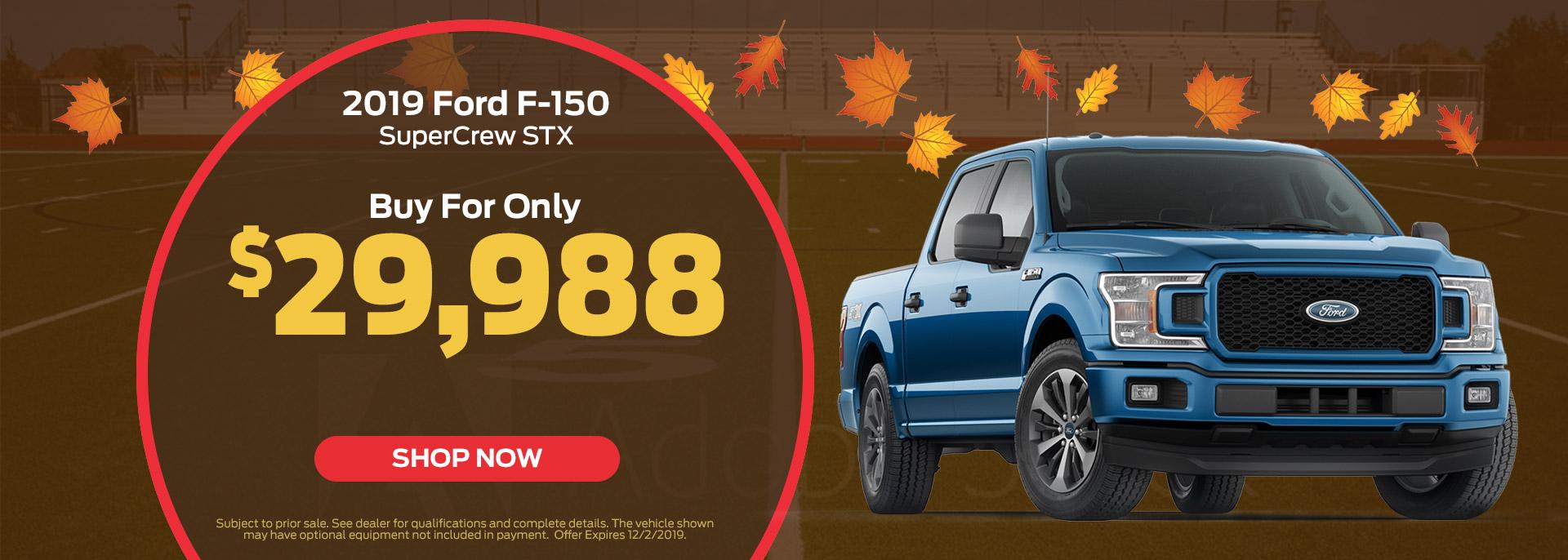 Nov F150 Special