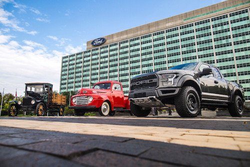 Ford Truck Lineage